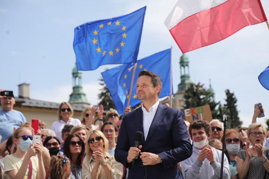 Trzaskowski: miastom nie są potrzebne wielkie inwestycje, a konkretne działania