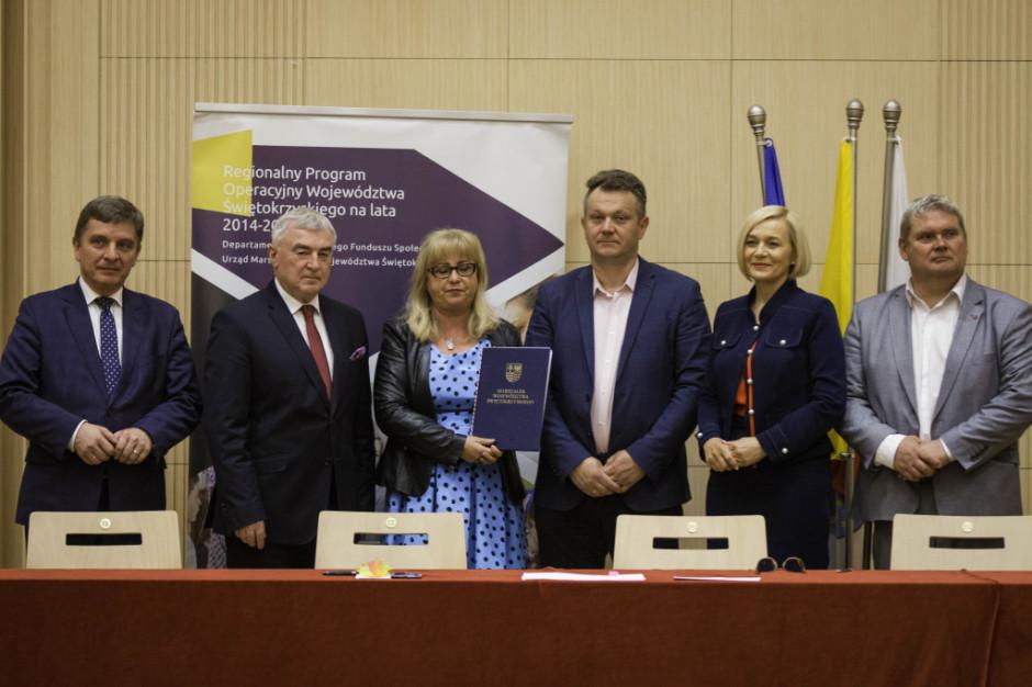 Unijne projekty za 16 mln zł dla dzieci i rodzin