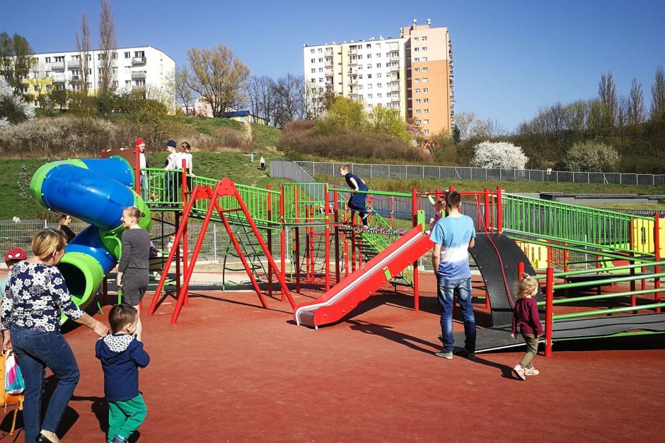 Gorzów Wielkopolski otwiera place zabaw i miejsca rekreacji