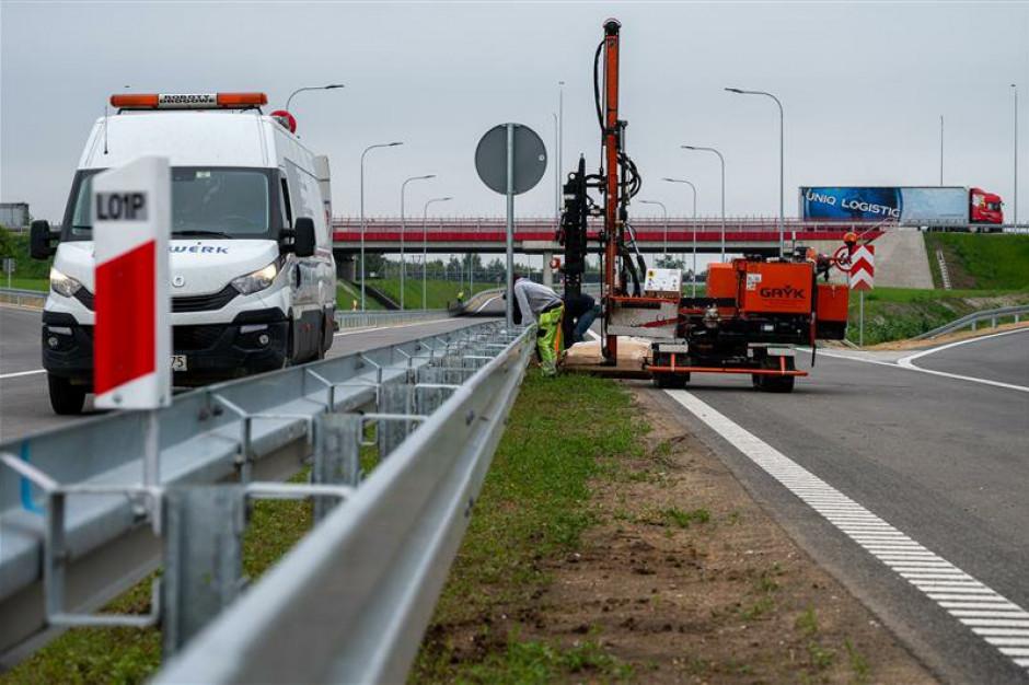Otwarto węzeł Blachownia na autostradzie A1 obok Częstochowy