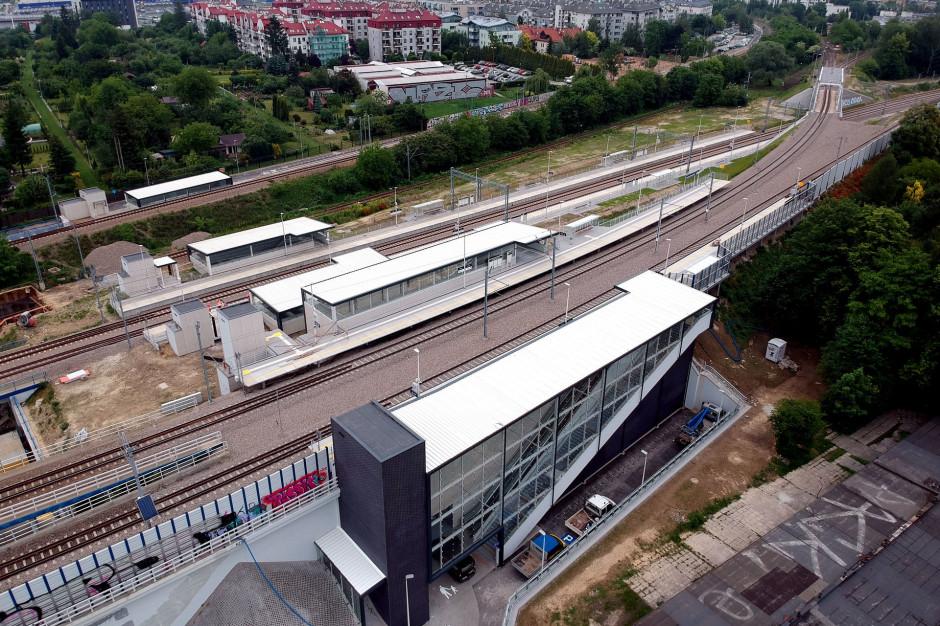 Przystanek Kraków Bronowice gotowy na przyjęcie podróżnych