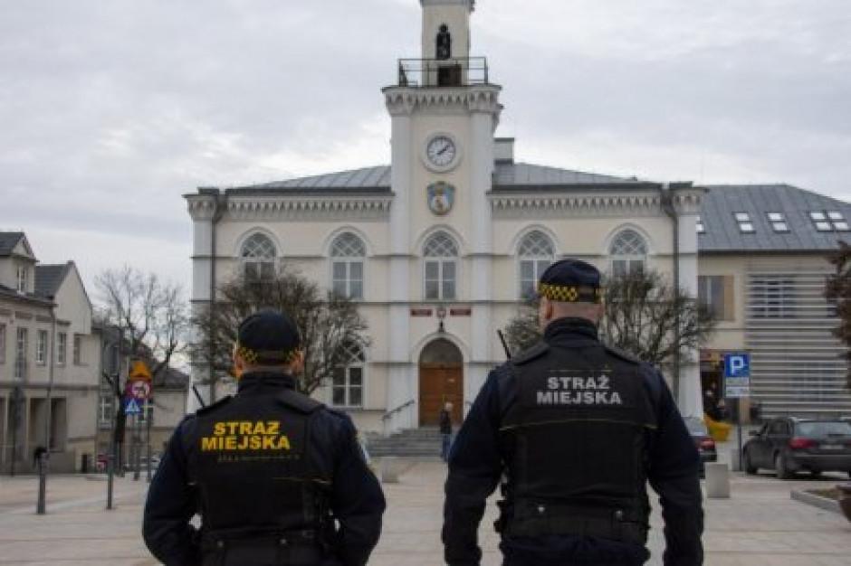 Miasto wnioskuje o zwrot kosztów funkcjonowania Straży Miejskiej