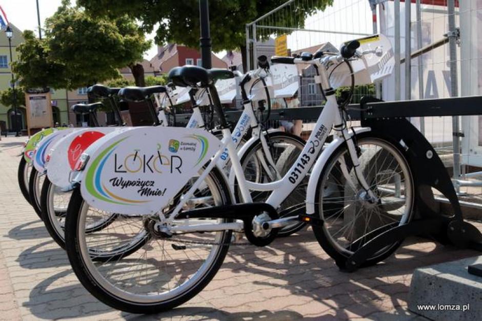 ŁoKeR wraca. Rowery miejskie dostępne do końca października