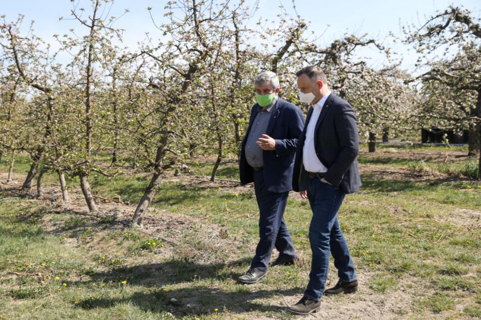 """Ardanowski chwali rolników. """"Zapewnili poczucie bezpieczeństwa"""""""