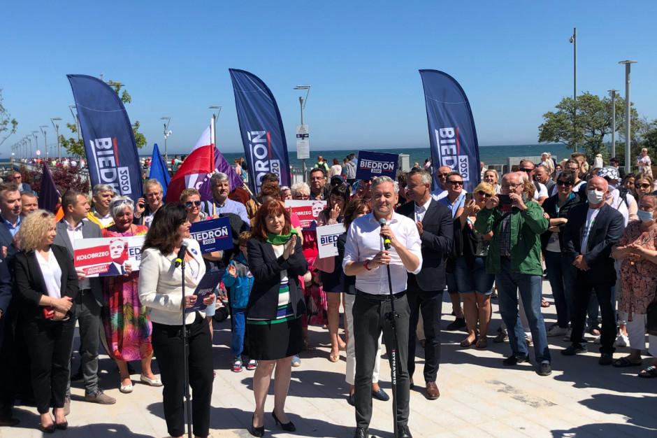 Biedroń: samorządy muszą otrzymać od państwa wsparcie na rozwój turystyki