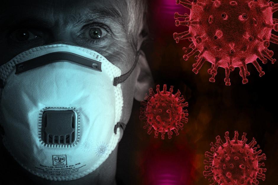 Toruń: Ognisko koronawirusa w zakładzie odzieżowym