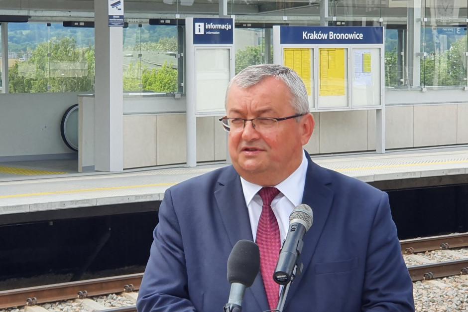 Nowy przystanek kolejowy Kraków Bronowice już gotowy