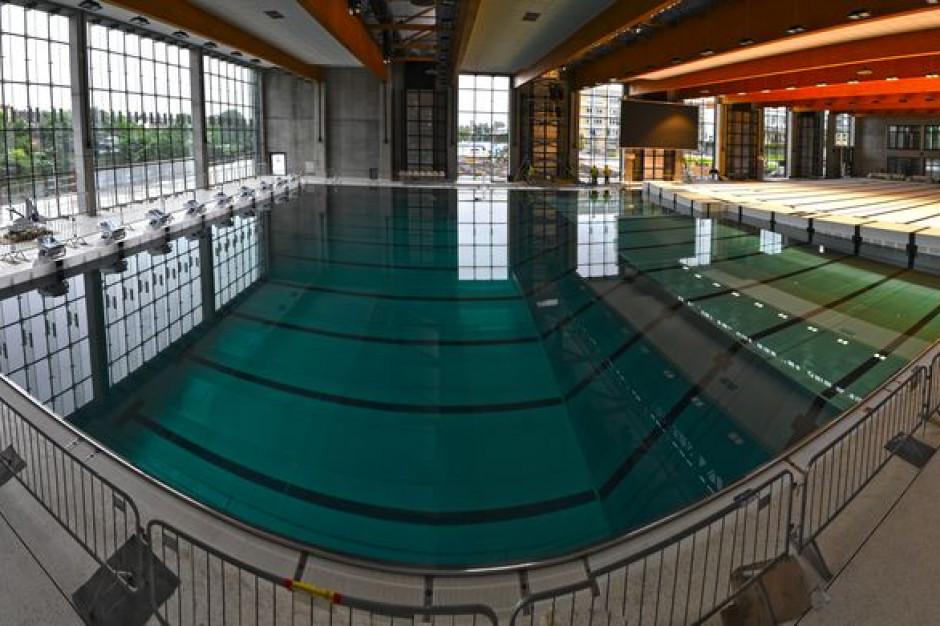 Bydgoszcz: basen olimpijski Astoria prawie gotowy - Inwestycje