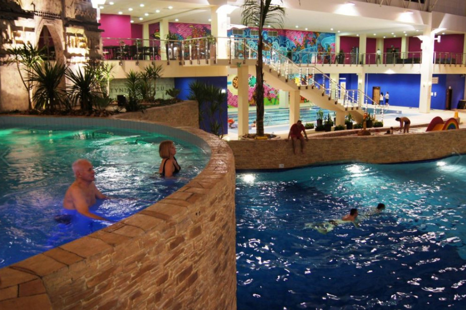 Aquaparki jednak będą otwarte. Jest nowe rozporządzenie