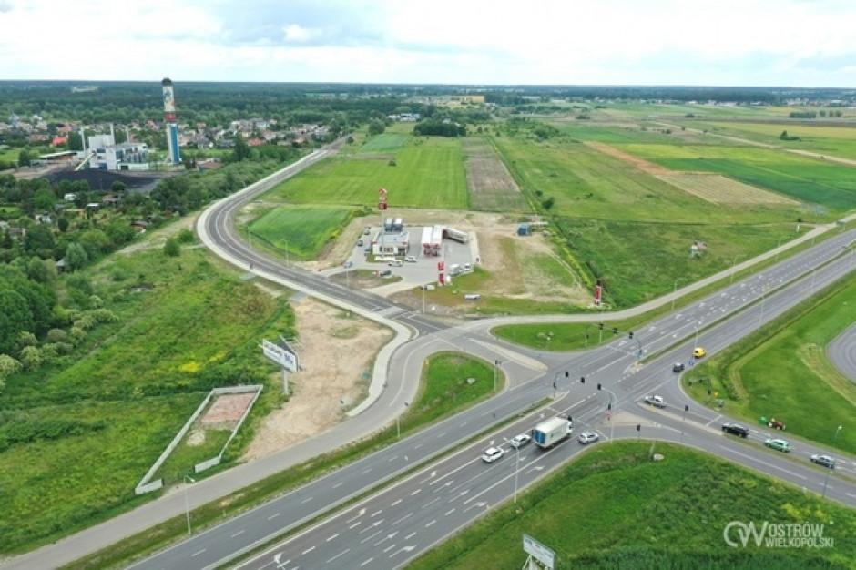 Pierwszy odcinek północnej ramy Ostrowa Wielkopolskiego otwarty