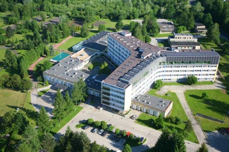 Ustroń: Nowe sale operacyjne otwarto w szpitalu reumatologicznym