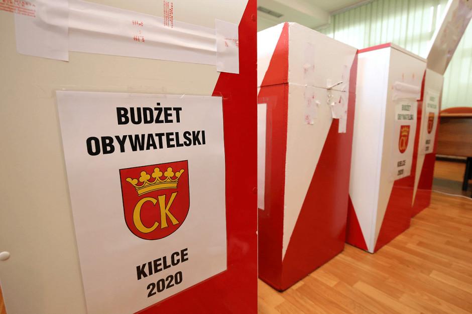 Kielce mają rekordową edycję budżetu obywatelskiego
