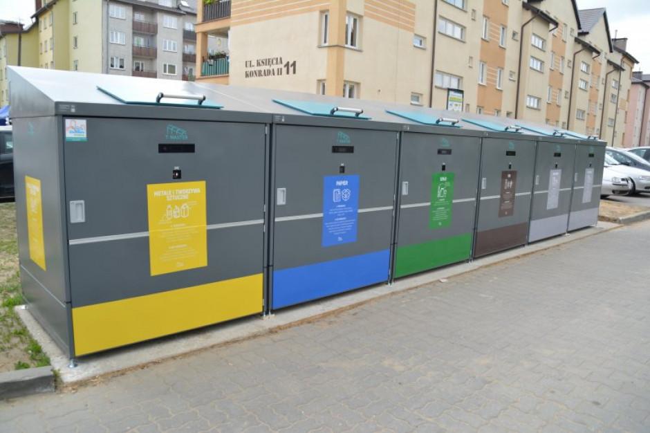 Niektóre gminy będą mogły być zwolnione z 5-pojemnikowej zbiórki śmieci