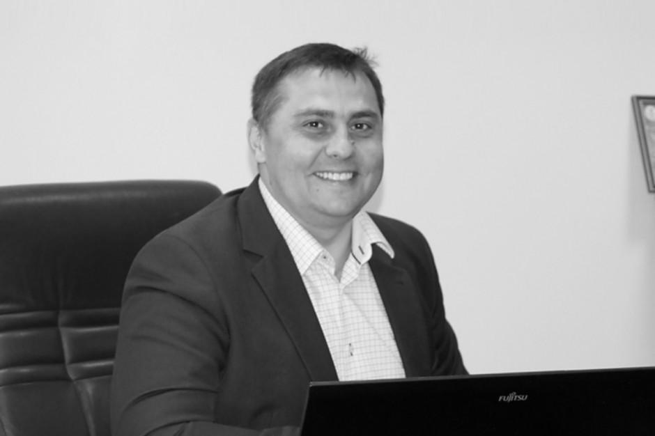 Drobin: Tragiczna śmierć burmistrza Andrzeja Samoraja. Politycy złożyli kondolencje