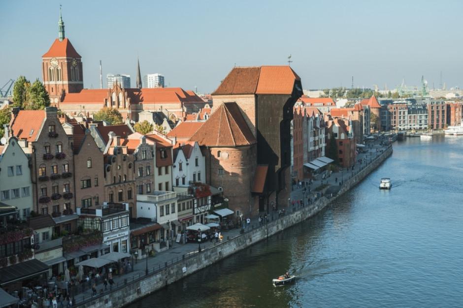 Gdańsk: Długie i Rybackie Pobrzeże zostaną przebudowane