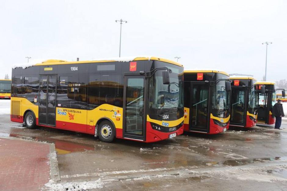 Łódź: Kolejnych 18 mini autobusów w taborze miejskiego przewoźnika