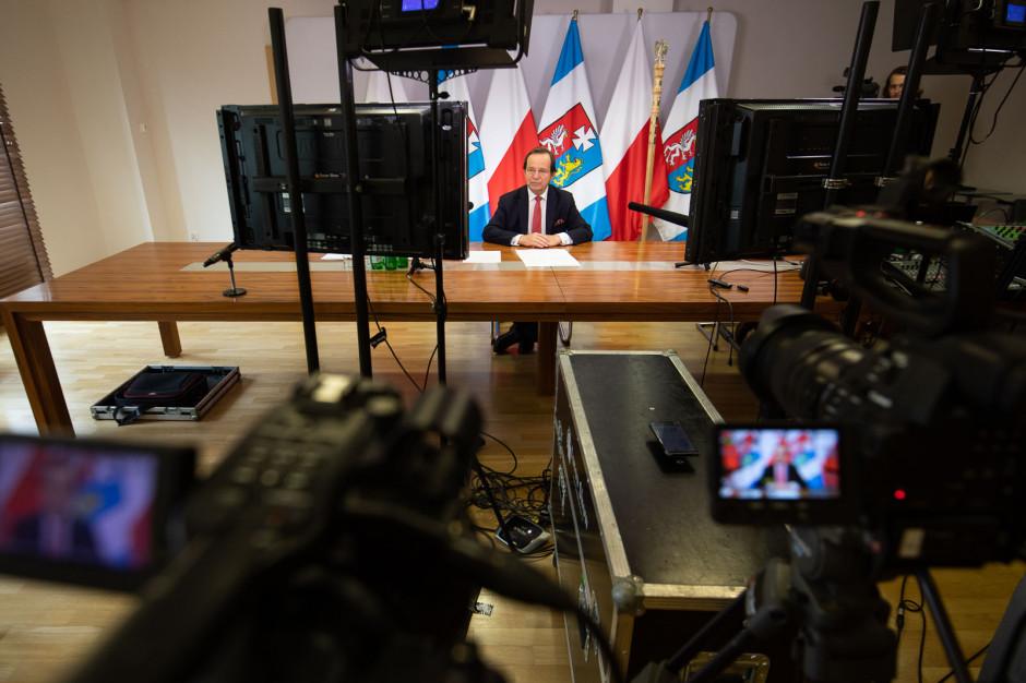 Marszałkowie zdalnie o sprawach ważnych dla europejskich regionów