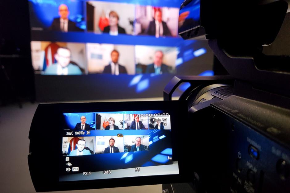 Samorządowy na EEC Online 2020: Wojciech Bakun, Jakub Chełstowski, Andrzej Nowakowski