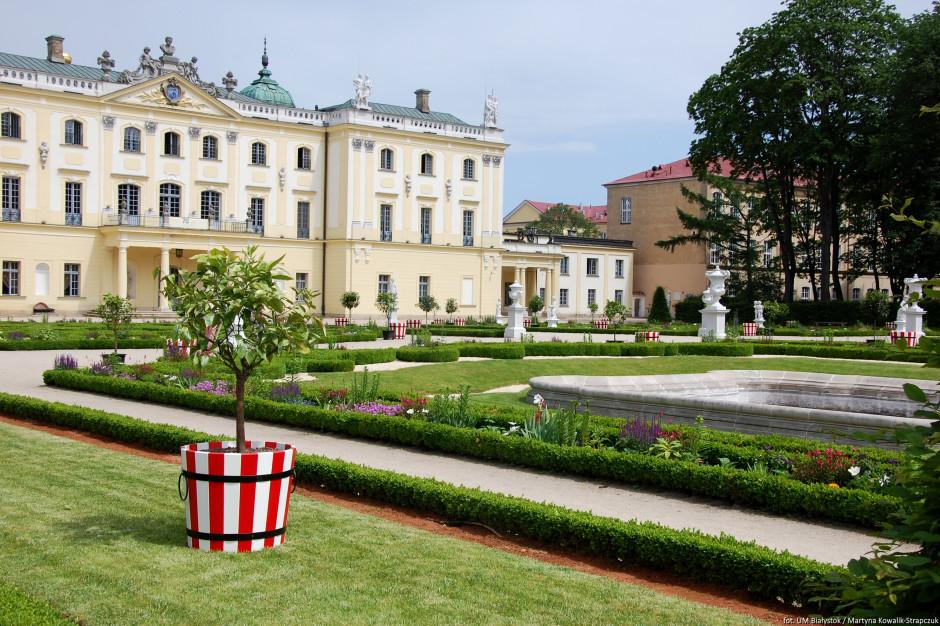Nowości w białostockim Pałacu Branickich