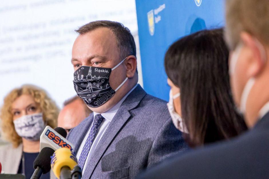 Wojciech Kałuża zakażony koronawirusem. Jakub Chełstowski i Izabela Domogała w izolacji