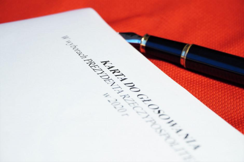 Ostatnie dni na złożenie wniosku online ws. wpisu do rejestru wyborców