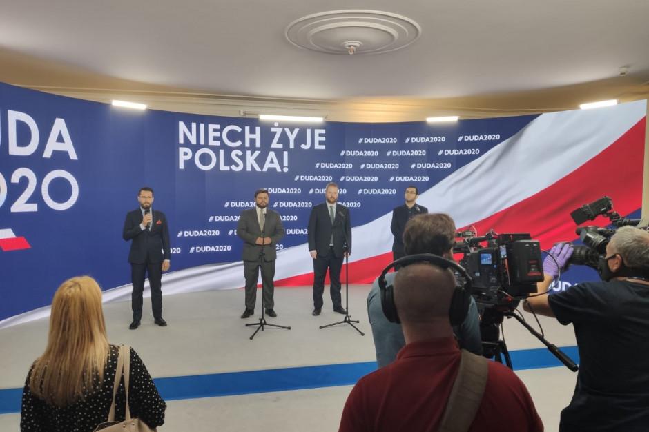 Warszawa: Radni PiS apelują o ul. Lecha Kaczyńskiego