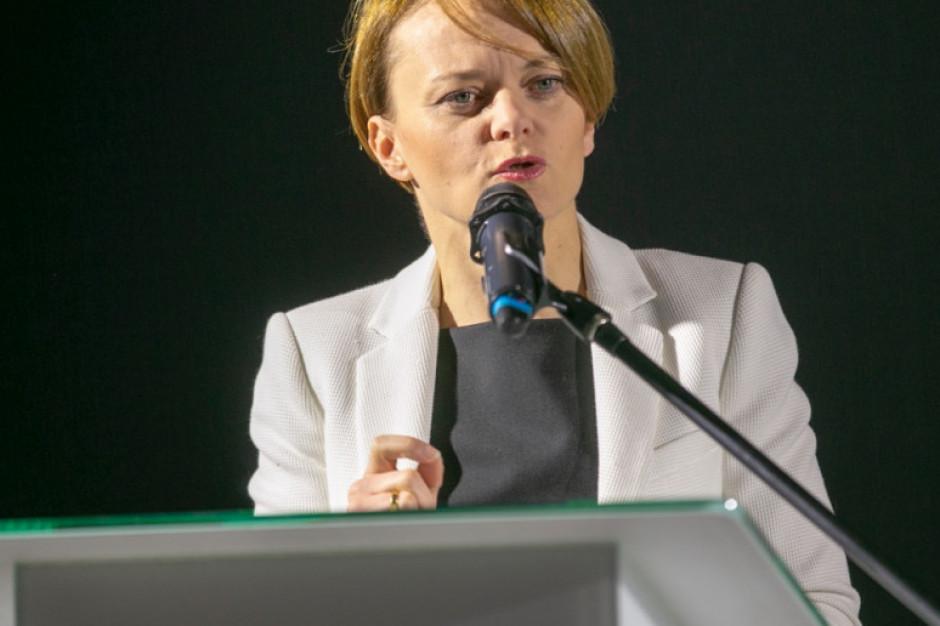 Jadwiga Emilewicz o wsparciu finansowym dla samorządów