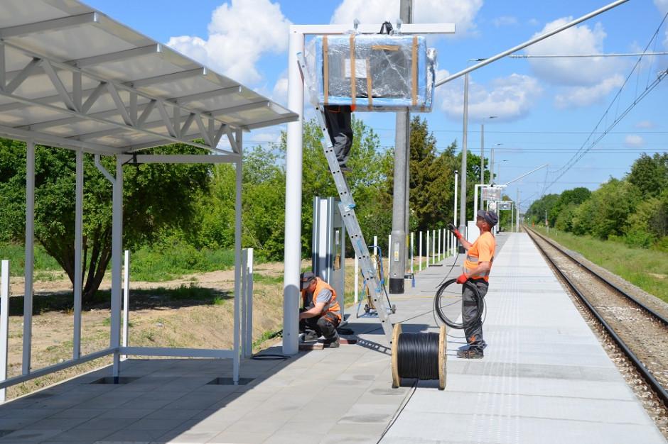 Nowy przystanek zwiększy dostęp do kolei w Łodzi