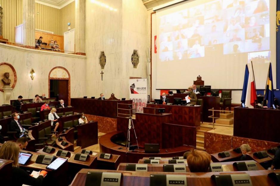 Śląskie: Zarząd województwa z absolutorium