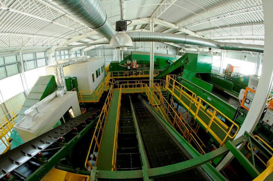 170 mln zł na siedem inwestycji w gospodarkę odpadami