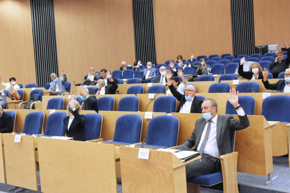 Pomorskie: Sejmik udzielił absolutorium zarządowi województwa