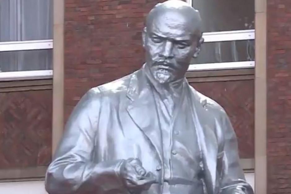 W niemieckim Gelsenkirchen odsłonięto pomnik Lenina