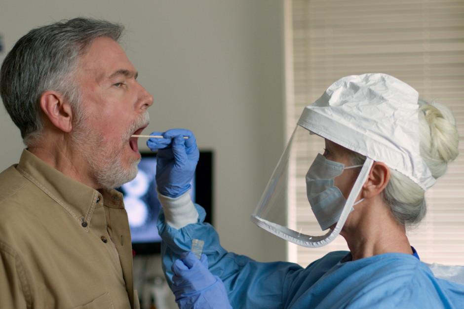 MZ: najwięcej testów na koronawirusa wykonano w mazowieckim