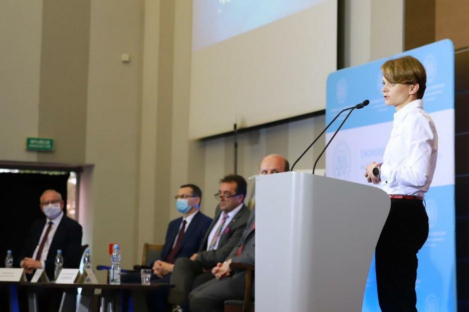 Emilewicz: Realizacja nowego szpitala w Poznaniu dźwignią rozwojową dla miasta i regionu