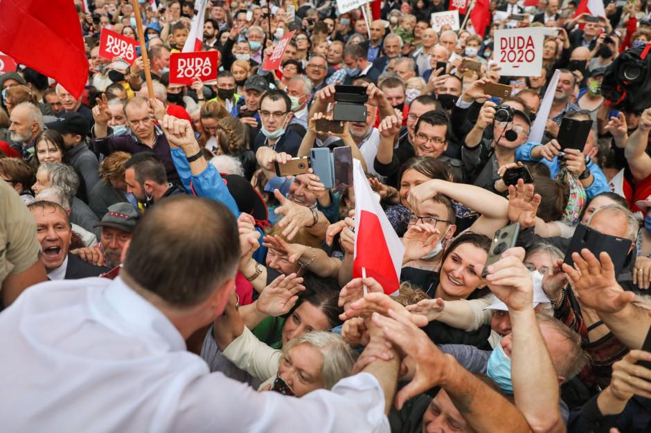 Samorządowcy: W wyborach prezydenckich wybór między sprawnością, a obstrukcją