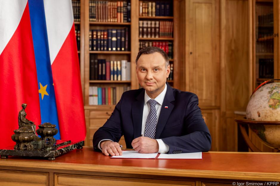 Prezydent podpisał ustawę o Tarczy antykryzysowej 4.0