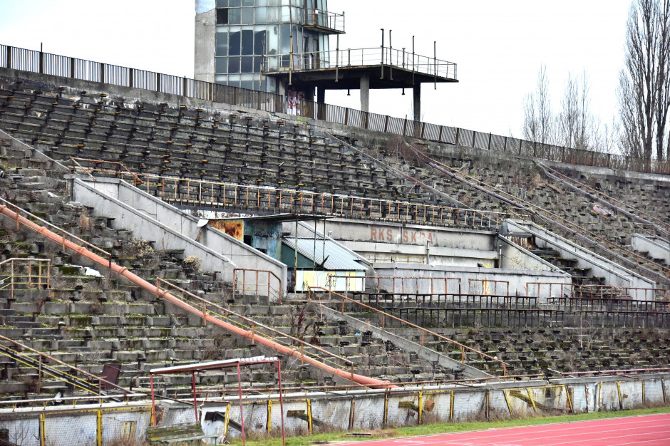 """Trzaskowski o stadionie """"Skry"""": Nie mamy kluczy, aby zacząć inwestycje"""