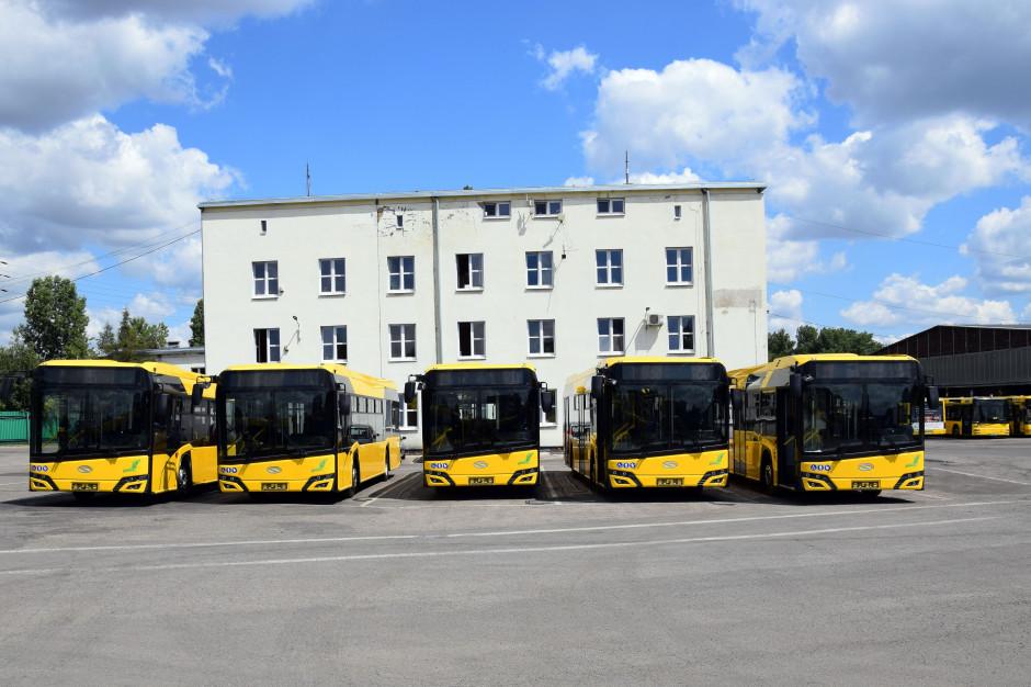 Katowice kupią przegubowe autobusy elektryczne