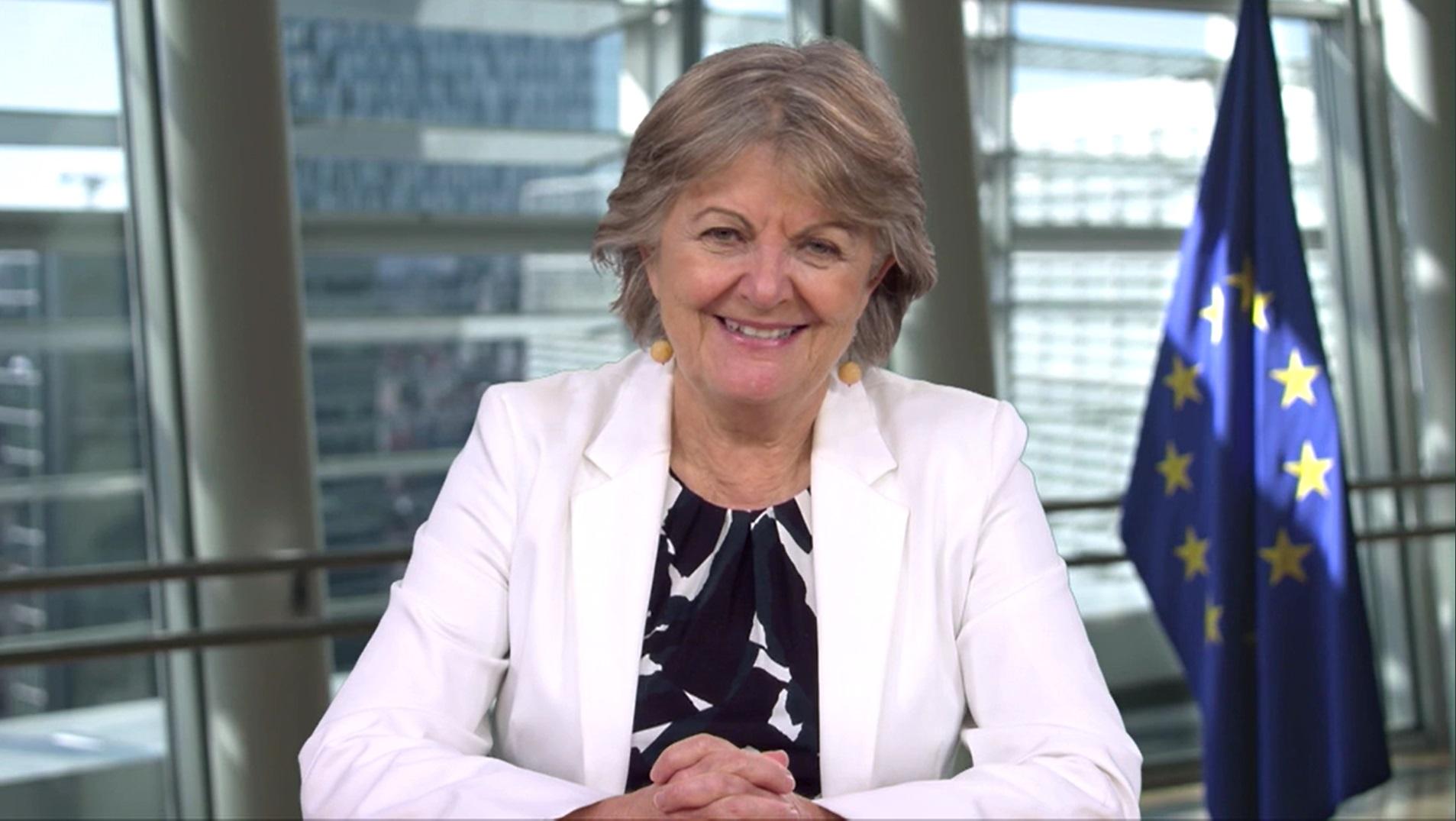 Elisa Ferreira, komisarz do spraw spójności i reform w Komisji Europejskiej (fot. PTWP)