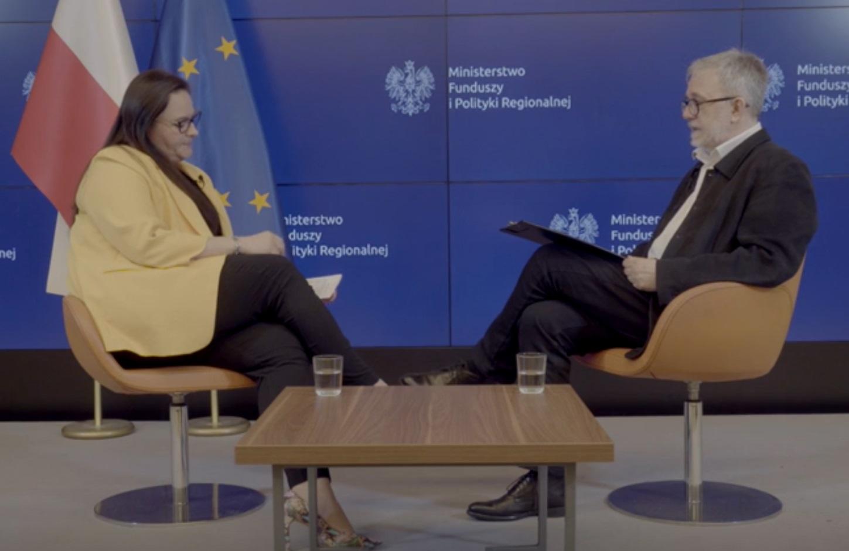 Minister Jarosińska-Jedynak liczy, że w lipcu będą już znane końcowe ustalenia dotyczące nowego budżetu UE. (fot. PTWP)