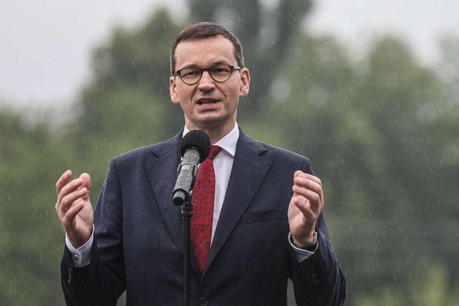 Premier: Łódź ma być jak magnes przyciągający inwestorów