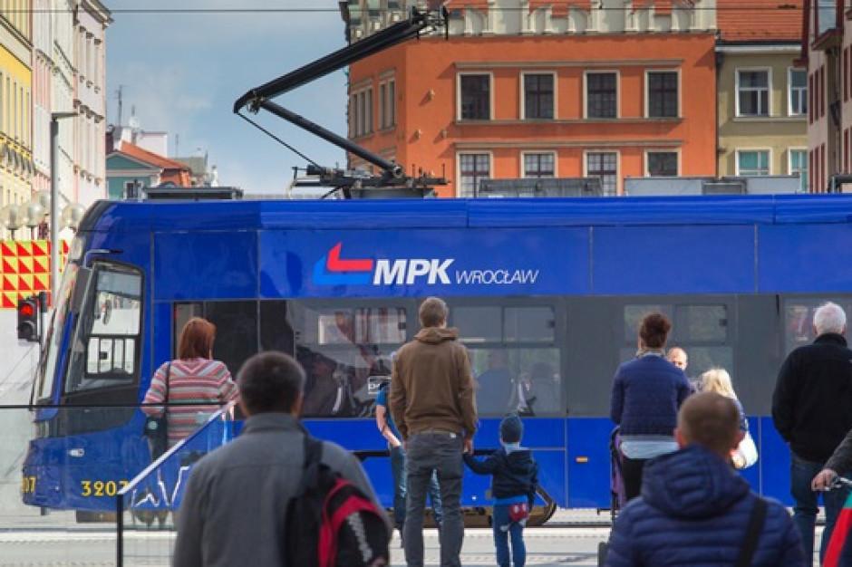 Dwie polskie firmy chcą dostarczyć tramwaje dla Wrocławia