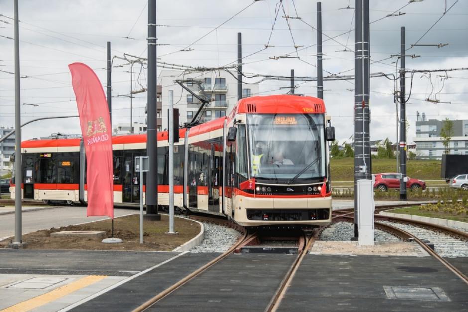 Gdańsk: Rusza nowa linia tramwajowa