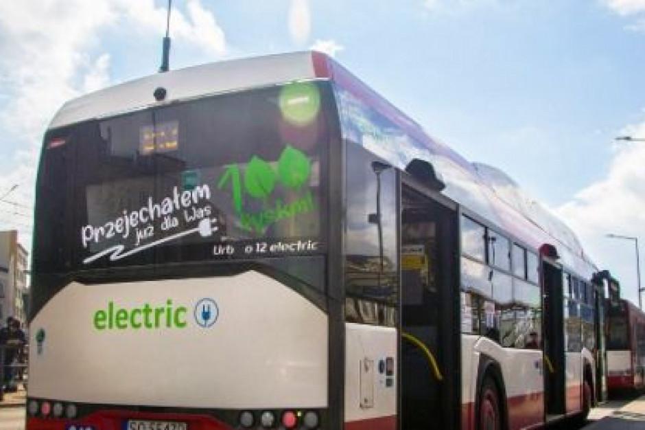 Sosnowiec analizuje ofertę zakupu nowych autobusów elektrycznych