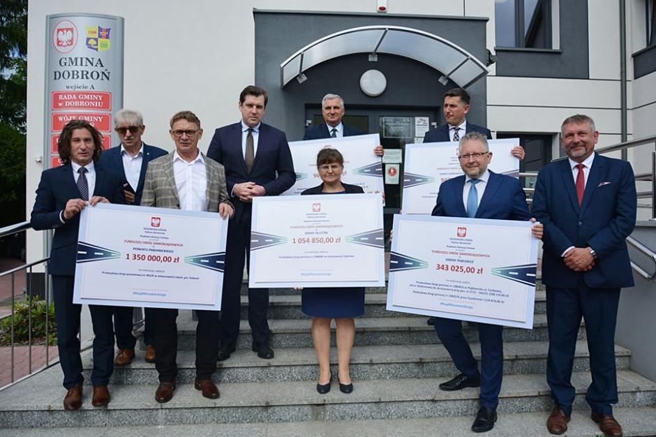 Fundusz Inwestycji Samorządowych: 389 mln zł dla łódzkich samorządów