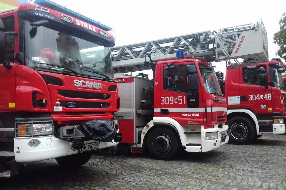 37 OSP z Dolnego Śląska otrzyma nowe wozy. Finansowanie z kilku źródeł