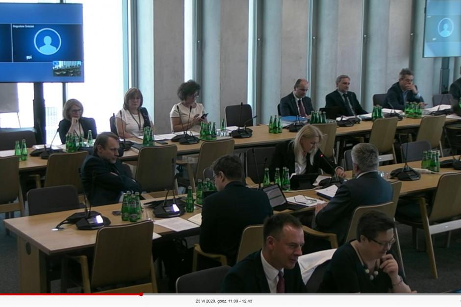 Komisje sejmowe po głosowaniu: bez zastrzeżeń do wydatków oświatowych
