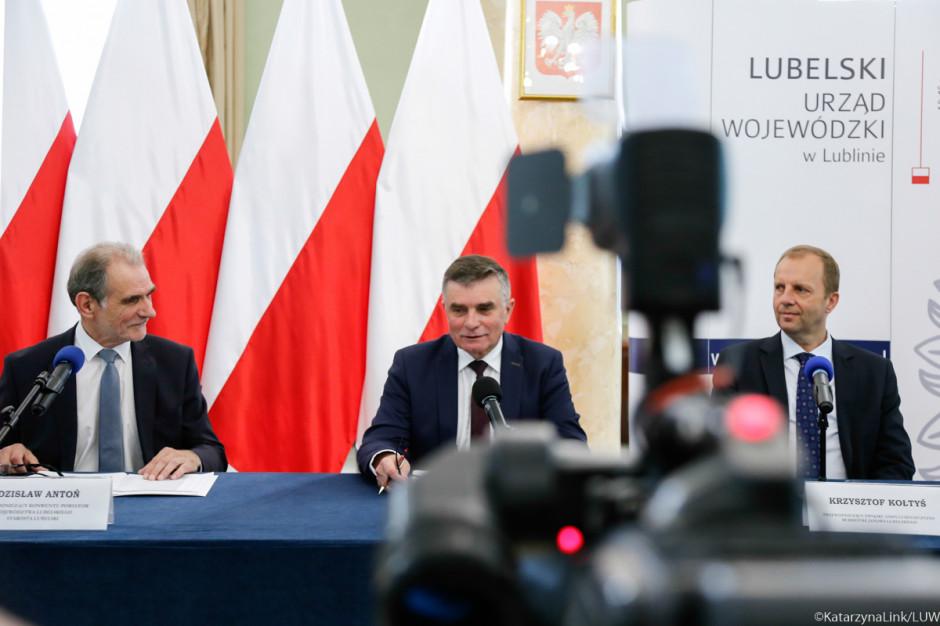 Fundusz Inwestycji Samorządowych: 436 mld zł dla lubelskich samorządów
