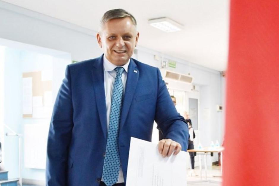 Koszalin: Piotr Jedliński zagłosował korespondencyjnie w wyborach prezydenckich