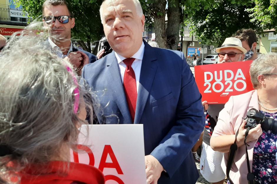 Sasin: Mamy program wsparcia Polski lokalnej